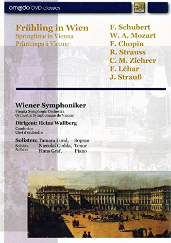 Vienna Symphony Orchestra - Springtime In Vienna - Vol. 1