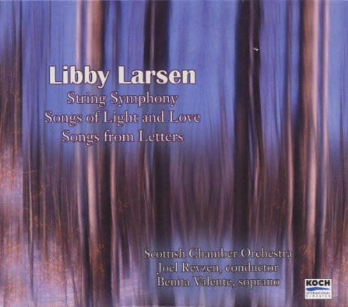 String Symphony - Songs Of Light And Love - Songs From Letters
