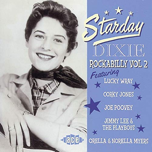 Various Artists - Starday Dixie Rockabilly Vol.2 By Various Artists