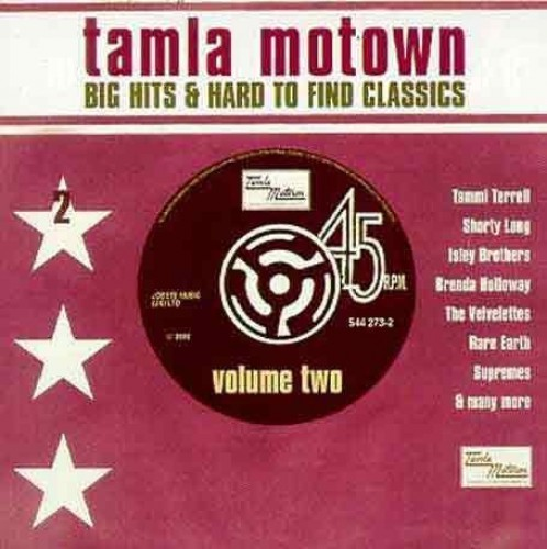 Various Artists - Tamla Motown: Big Hits & Hard to Find Classics, Vol. 2