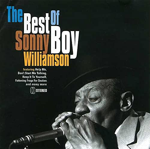 The Best Of Sonny Boy Williamson By Sony Boy Williamson