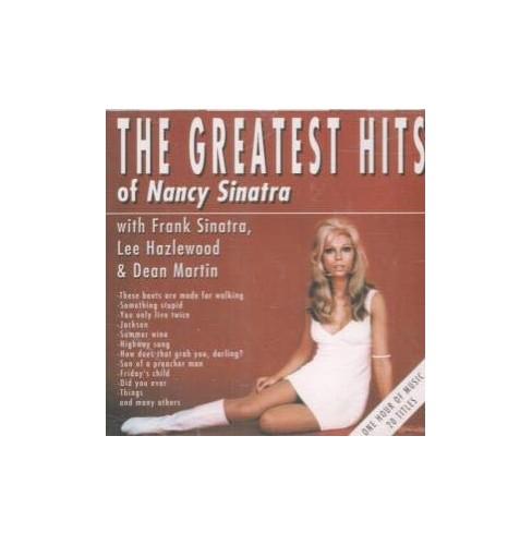 Nancy Sinatra - Nancy Sinatra-Very Best of By Nancy Sinatra