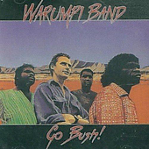 Warumpi Band - Go Bush By Warumpi Band