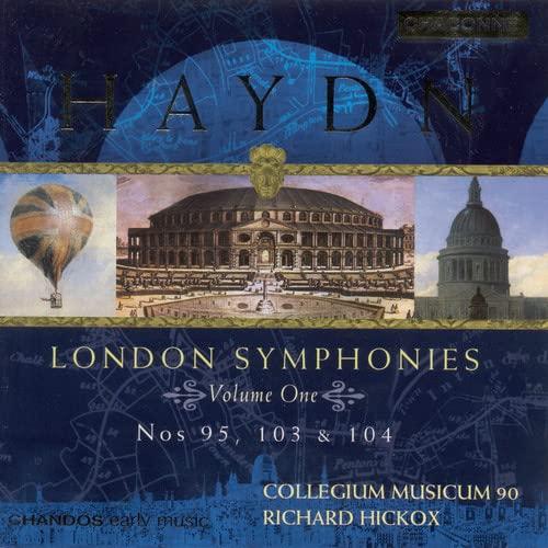 Haydn: London Symphonies Vol. 1