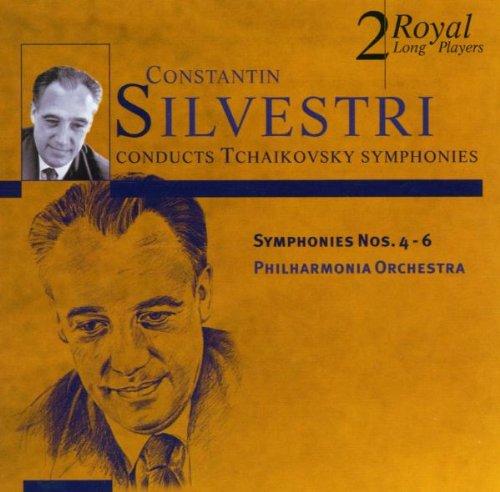 Tchaikovsky: Symphonies Nos 4, 5 & 6
