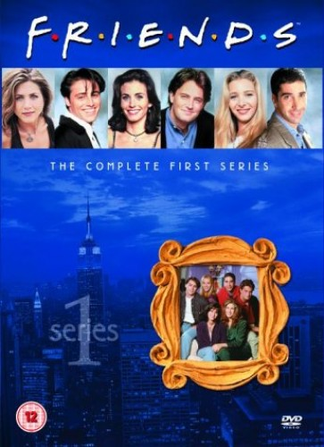 Friends: Complete Season 1 - New Edition