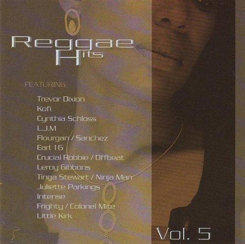 Various Artists - Reggae Hits Volume 5 By Various Artists