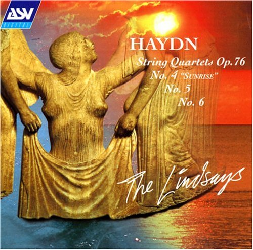 Haydn: String Quartets, Op.76 Nos 4, 5 & 6