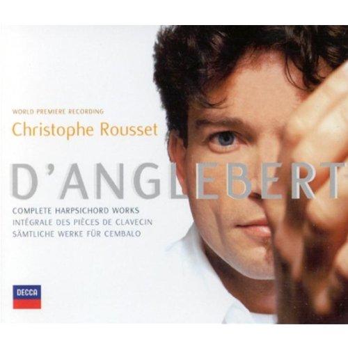 D'Anglebert : Harpsichord Works