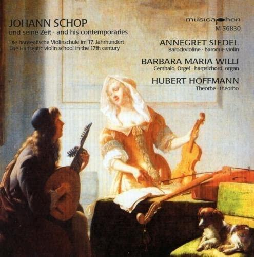 William Brade - Johann Schop and his Contemporaries /Siedel · Willi · Hoffmann By William Brade