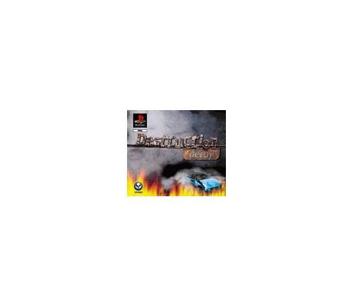 Destruction derby - Playstation - PAL