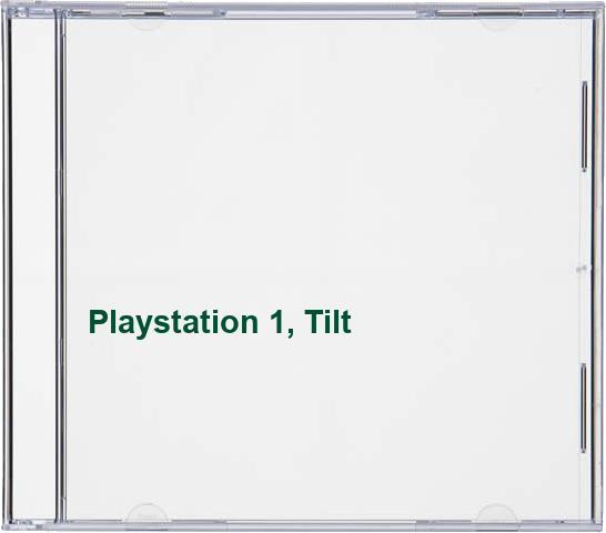 Playstation 1, Tilt