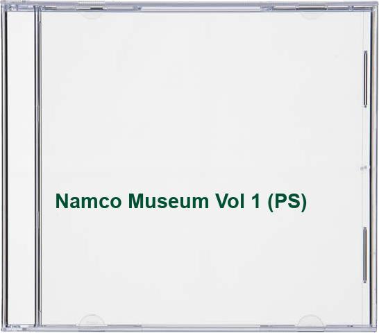 Namco Museum Vol 1 (PS)