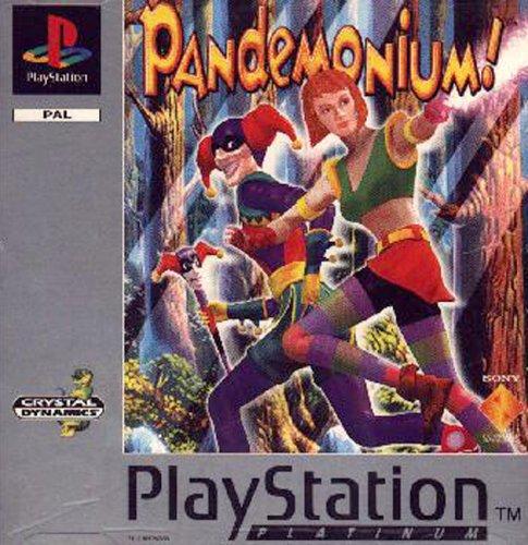 Pandemonium: Platinum (PS)