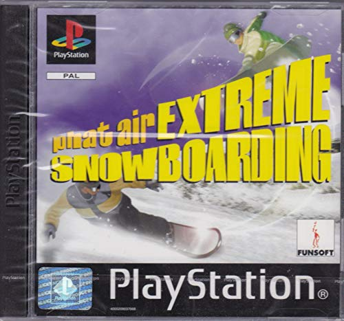 Phat Air - Extreme Snowboard