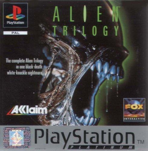 Sony Playstation - Alien Trilogy