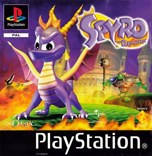 Sony Playstation - Spyro The Dragon - Platinum (PS)