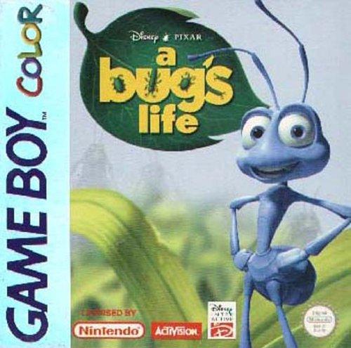 A Bug's Life (GBC)