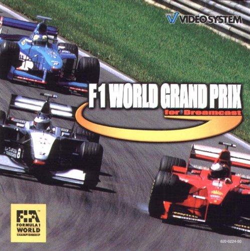 Dreamcast - F1 World Grand Prix (Dreamcast)