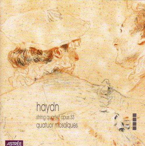 Christophe Coin - Haydn: String Quartets, Op 33 /Quatuor Mosaïques