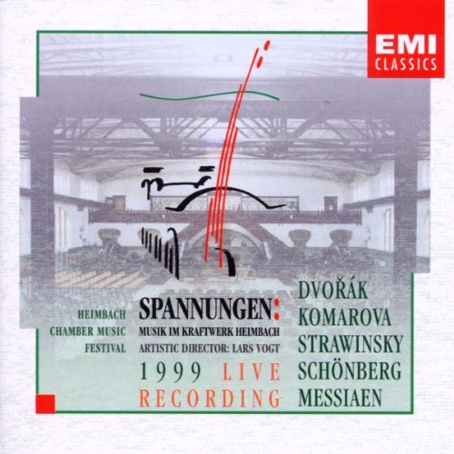 Various Artists - Spannungen - Music in the Helmbach Power