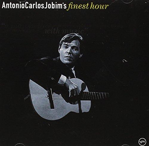 Antonio Carlos Jobim - Antonio Carlos Jobim: Finest Hour By Antonio Carlos Jobim