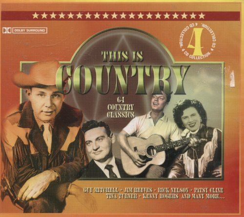 Various Artists - This Is Country - 64 Country Classics
