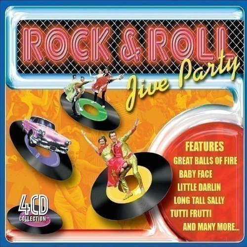 Various Artists - Rock And Roll Jive Party