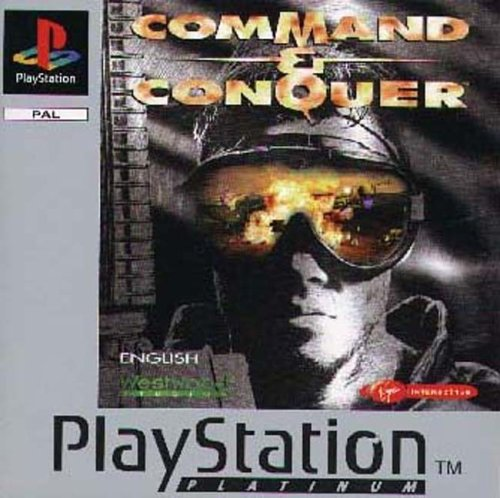 Sony Playstation - Command & Conquer Platinum