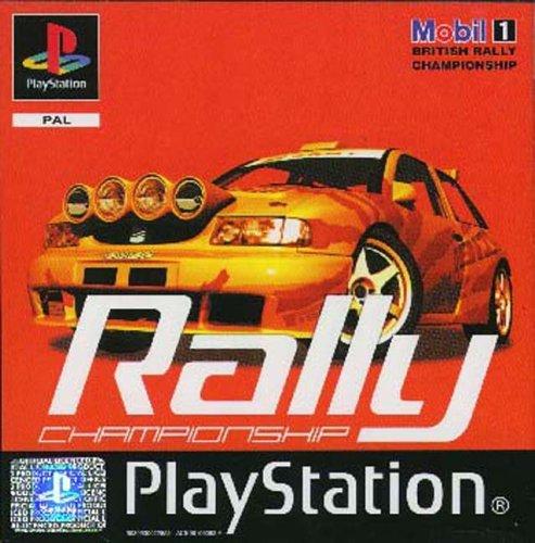 Sony Playstation - Rally Championship