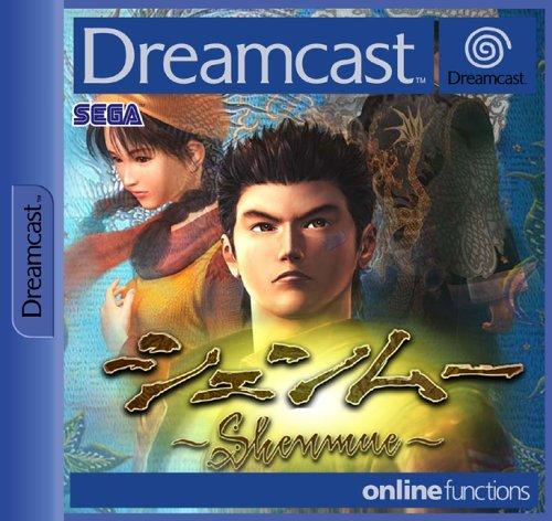 Dreamcast - Shenmue (Dreamcast)