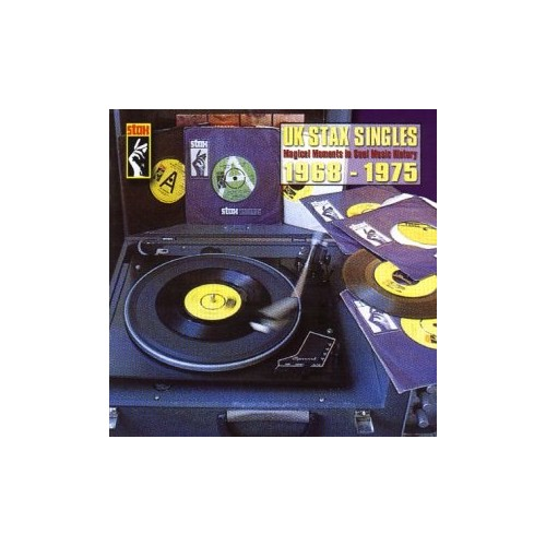 Various Artists - UK Stax Singles: Magical Moments in Soul Music History 1968-1975