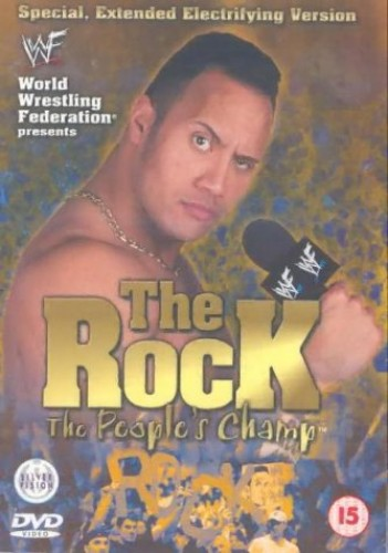 Wwe - WWF: The Rock - The People's Champ