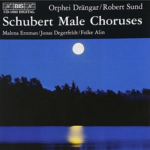 Schubert: Male Choruses