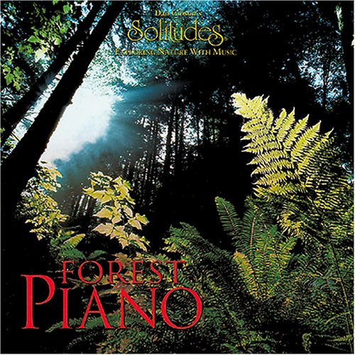 Forest Piano By Dan Gibson
