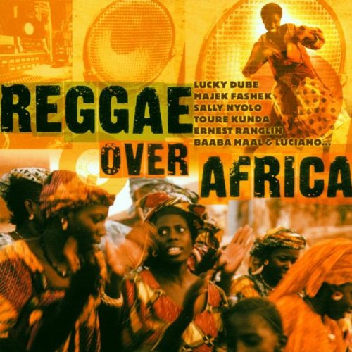 Various Artists - Reggae Over Africa By Various Artists