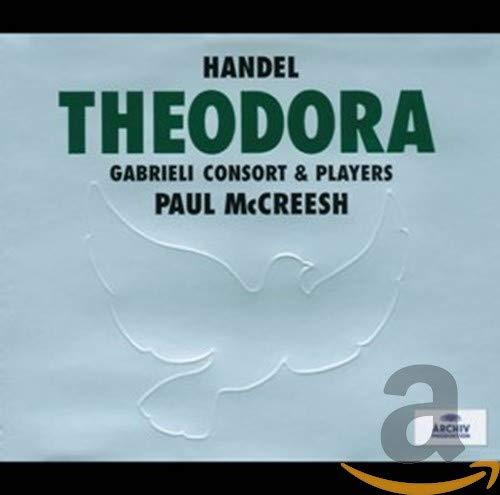 Handel: Theodora /Gritton · Bickley · Blaze · Agnew · Smith · Davies · Gabrieli Consort & Players ·