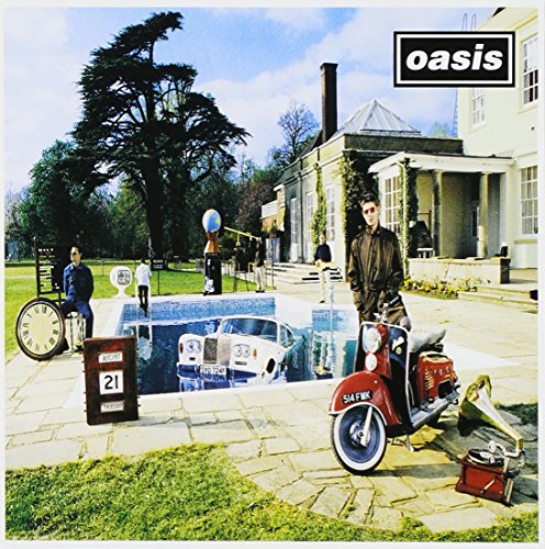 Oasis - Be Here Now By Oasis