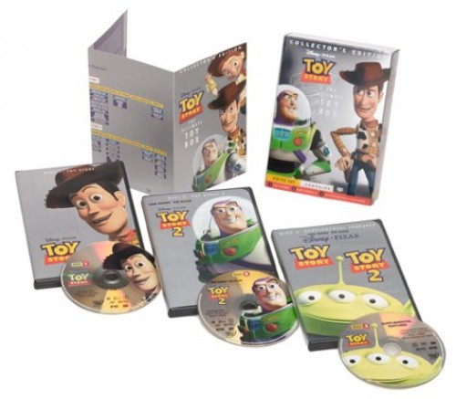 Toy Story: The Ultimate Toy Box / Collector's Edition
