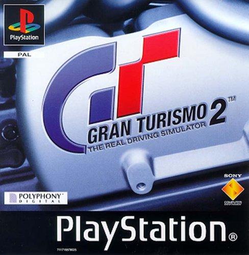 Sony Playstation - Gran Turismo 2