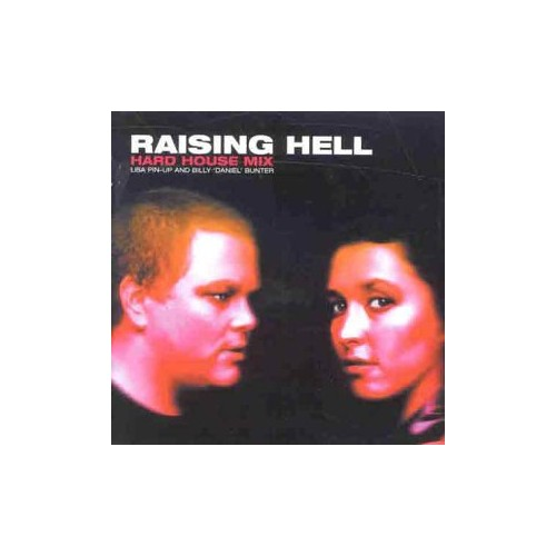 Various Artists - Raising Hell - Hard House Mix By Various Artists