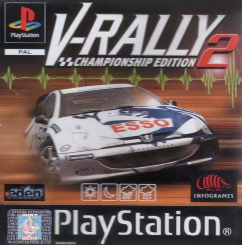 Sony Playstation - V-Rally 2: Championship Edition