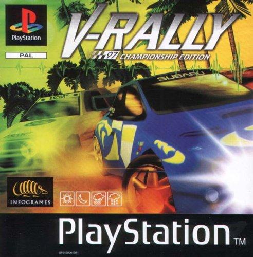 Sony Playstation - V-Rally 97: Championship Edition