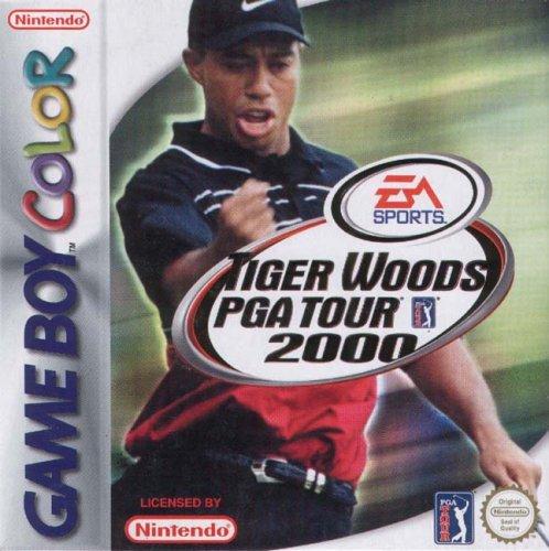 Gameboy Colour - Tiger Woods PGA Tour 2000