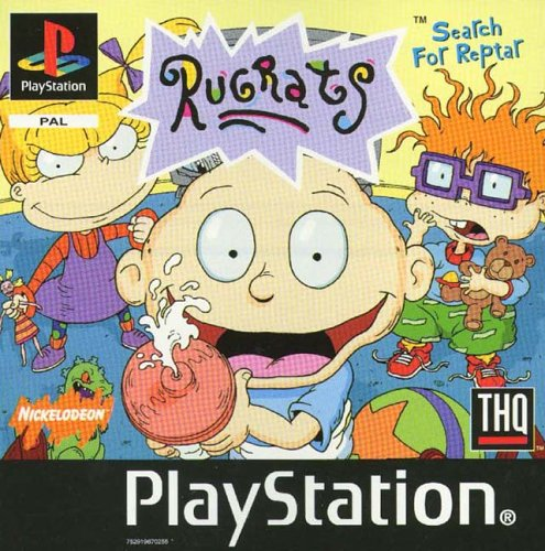 Sony Playstation - Rugrats: Search for Reptar