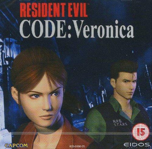 Dreamcast - Resident Evil - CODE: Veronica (Dreamcast)