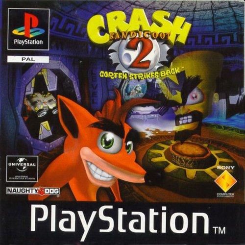Crash Bandicoot 2: Cortex Strikes Back - Platinum (PS)