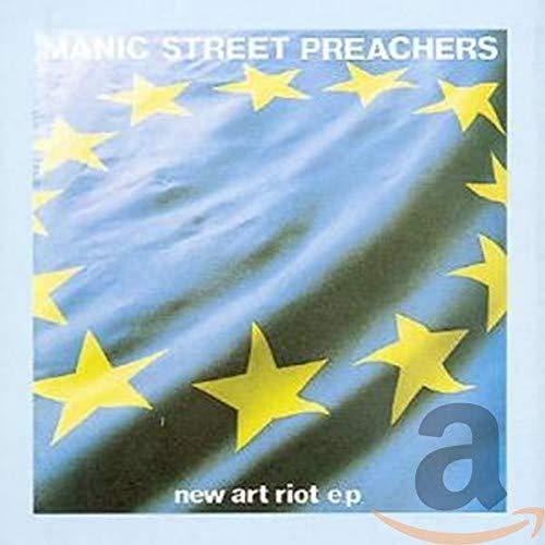 Manic Street Preachers - New Art Riot