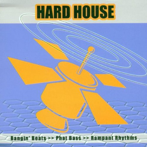 Various Artists - Hard House By Various Artists