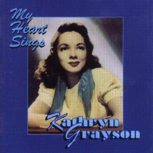 Kathryn Grayson - My Heart Sings